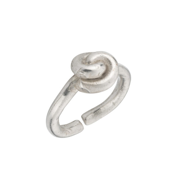 Knot ring – Silver 925